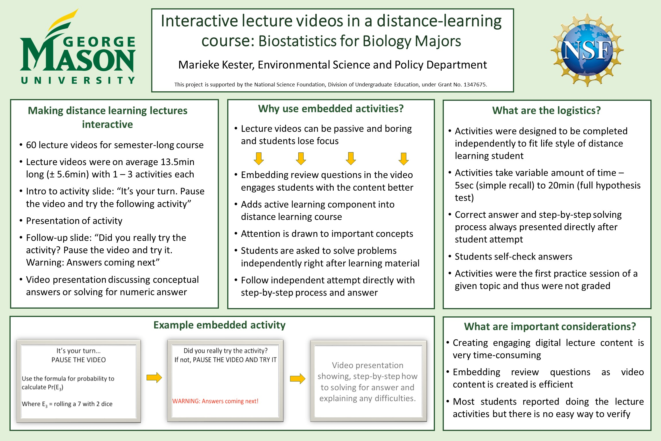 dgerasim | SIMPLE Teaching Development Project